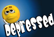 Free Depressed 6 Stock Photography - 4580282