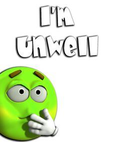 Free I Am Unwell 5 Stock Images - 4580804
