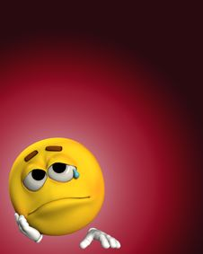 Free Sadness 2 Stock Image - 4580841
