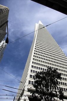Free San Francisco Financial District Royalty Free Stock Images - 4581179