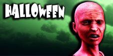 Free Zombie Halloween 2 Stock Photography - 4581192