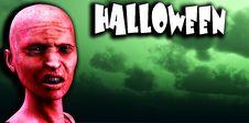 Free Zombie Halloween 3 Stock Photography - 4581282
