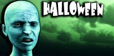 Free Zombie Halloween 4 Stock Images - 4581314