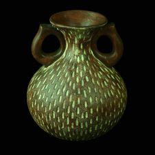 Free Ceramic Vase Royalty Free Stock Photo - 4581795