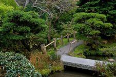 Free Japanese Garden Royalty Free Stock Image - 4582126