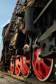 Free Steam Locomotive Royalty Free Stock Photos - 4582598