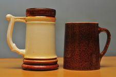 Free Mugs Royalty Free Stock Image - 4582676