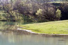 Free Mountain Lake Stock Photography - 4583352