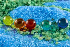 Free Aromatic Bath Stock Images - 4583814