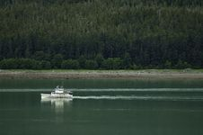 Alaskan Fishing Boat Royalty Free Stock Image