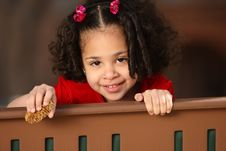 Free Child, Multiracial Royalty Free Stock Photography - 4586277