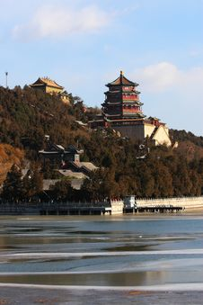 Free Summer Palace Royalty Free Stock Images - 4586489
