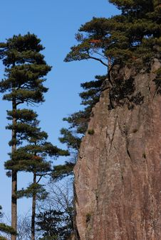 Free Blue Mountain Royalty Free Stock Photo - 4587105