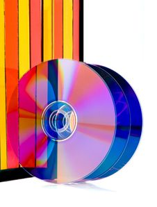 Optical Disk Stock Photos