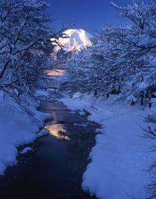 Free Mt Fuji Stock Photography - 4587602
