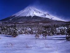Free Mt Fuji Stock Image - 4587651