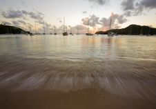 Free Antigua Explorations Royalty Free Stock Photos - 4587808