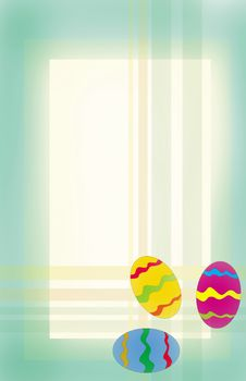 Free Abstract Easter Background Royalty Free Stock Photos - 4587868