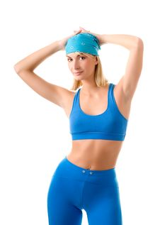 Free Sporty Woman Royalty Free Stock Photography - 4588217