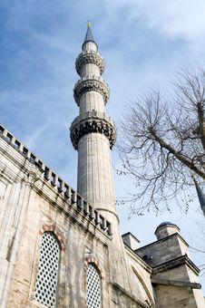 SultanAhmet (blue) Mosque, Istanbul, Turkey. Stock Images
