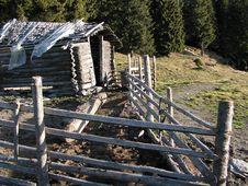 Shepherd Cottage In Carpathian