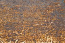 Free Rust Metal Texture Background Stock Image - 45888861