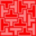 Free Red Pattern Stock Image - 4590021