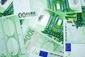 Free 100 Euros Stock Photography - 4591292