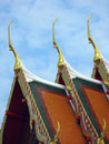 Free Wat Po Temple Stock Image - 4592521