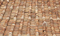 Free Pottery Tiled Roof Stock Photography - 4594612