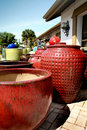 Free Red Clay Pots Royalty Free Stock Photos - 4595668