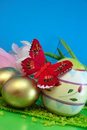 Free Colorful Eggs Royalty Free Stock Photos - 4598988