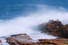 Free Cloudy Wave Stock Photos - 4590003