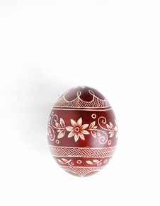 Free Hand Painted Easter Egg Stock Photos - 4590613