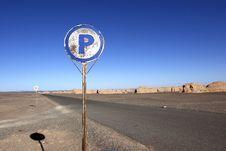 Free Path Blue Sky Relay Station Stock Photos - 4590763