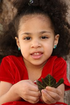 Free Child, Multiracial Stock Photography - 4591152