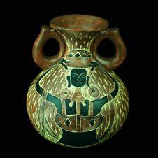 Free Ceramic Vase Stock Image - 4591221