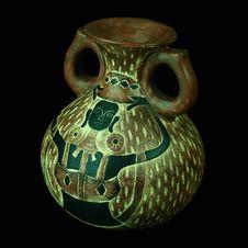 Free Ceramic Vase Stock Image - 4591241