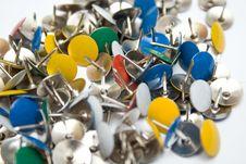 Free Drawing-pin Stock Image - 4591321