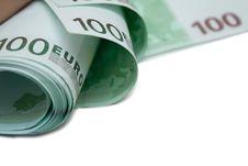 Free 100 Euros Stock Image - 4591371