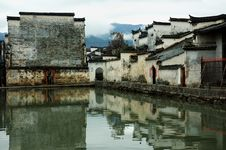 Free Qing Dynasty Residence Stock Image - 4591851