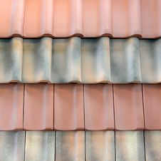 Free Roof Tiles Royalty Free Stock Photos - 4591968