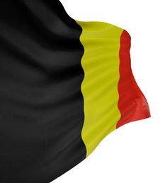 Free 3D Belgian Flag Stock Photography - 4592092