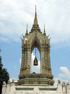 Free Wat Po Temple Royalty Free Stock Photos - 4592218