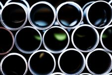 Free Pipes Royalty Free Stock Photography - 4592427