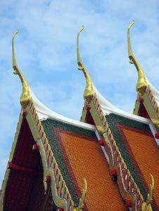 Free Wat Po Temple Stock Image - 4592521