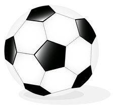 Free Classic Soccer Ball Royalty Free Stock Photos - 4592688