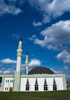 Free Mosque Royalty Free Stock Images - 4592799