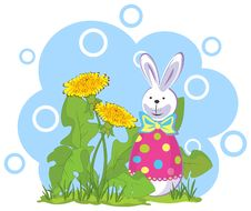 Free Vector Illustration, Easter Ha Stock Images - 4592804