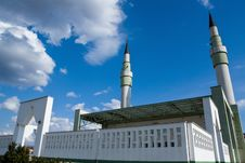 Free Mosque Royalty Free Stock Photo - 4592805